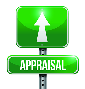 how to get past value home appraisal