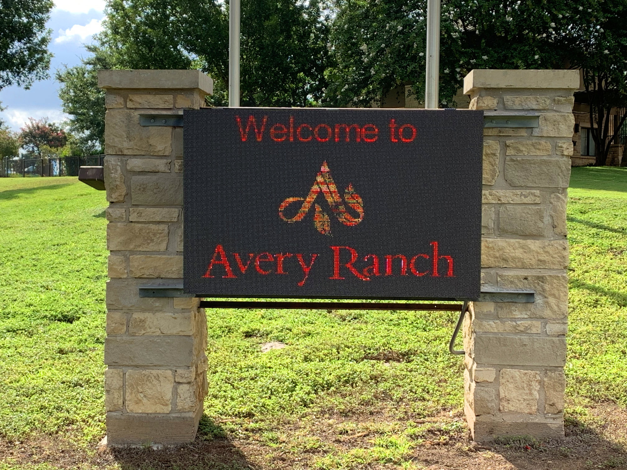 avery ranch fireworks 2020